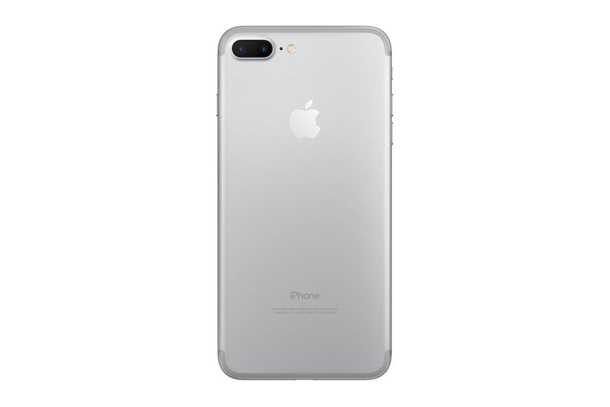 apple iphone 7 plus 128gb silver 190198067449 ebay. Black Bedroom Furniture Sets. Home Design Ideas