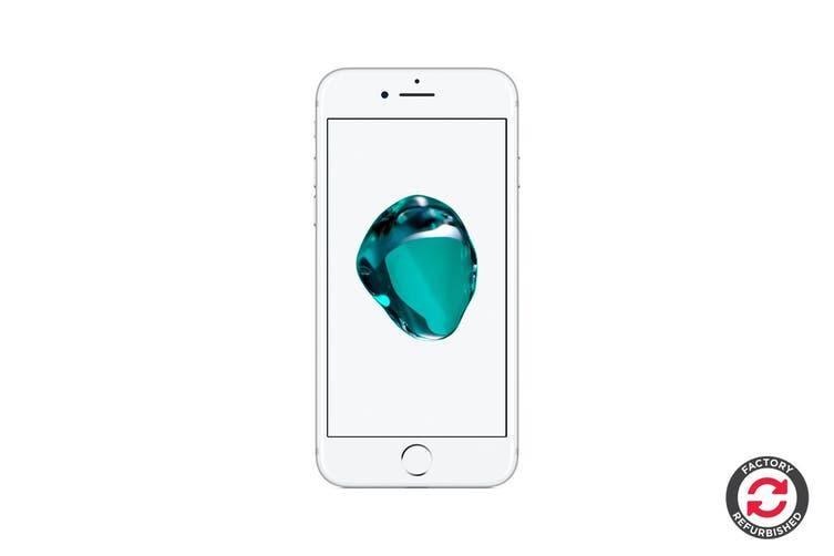 Apple iPhone 7 (128GB, Silver) - Apple Certified Refurbished