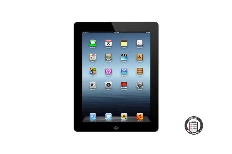 Apple iPad 4 Refurbished (16GB, Wi-Fi, Black) - A Grade