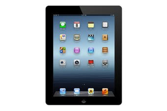 Apple iPad 4 Refurbished (32GB, Wi-Fi, Black) - A Grade