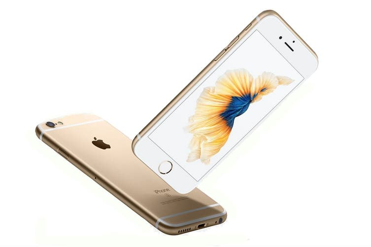 Apple iPhone 6s (16GB, Gold, Australian Model)