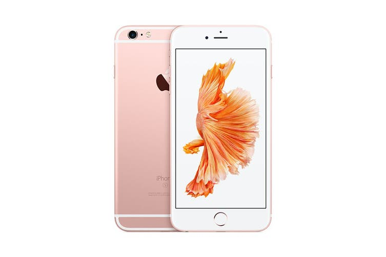 Apple iPhone 6s Plus (64GB, Rose Gold)