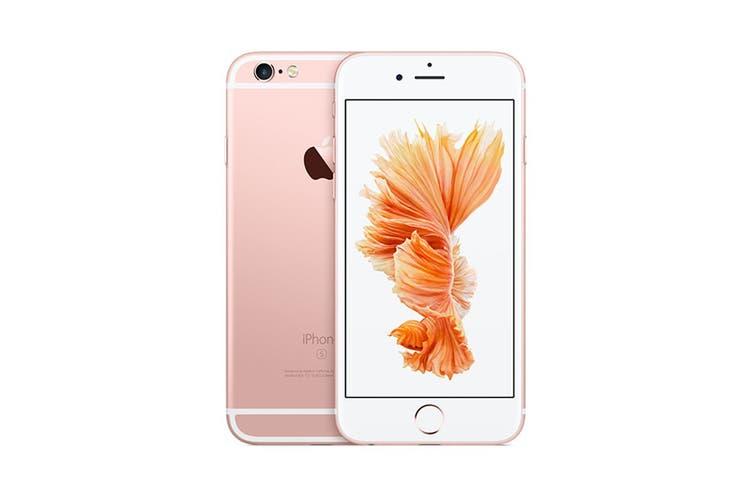 Apple iPhone 6s (64GB, Rose Gold)