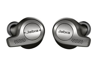 Jabra Elite 65t True Wireless Earphones (Titanium Black)