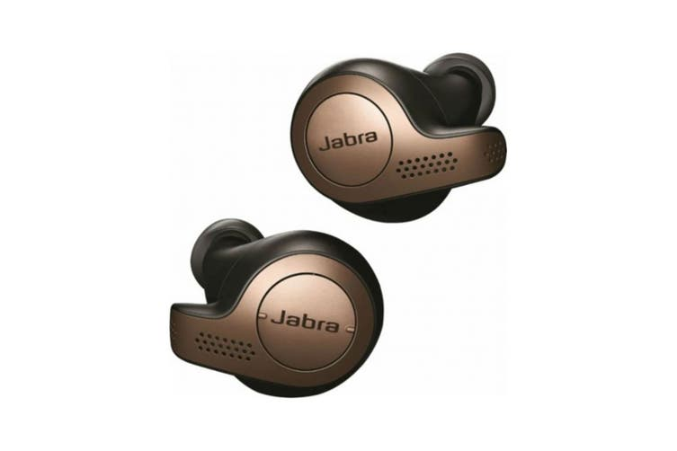 Jabra Elite 65t True Wireless Earphones (Copper Black)
