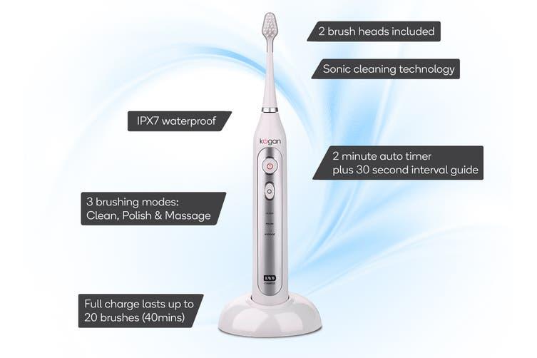 Kogan Soniclean Pro Toothbrush