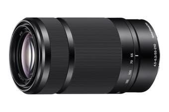 Sony SEL55210 E55-210mm F4.5-6.3 OSS Zoom Lens (Black)