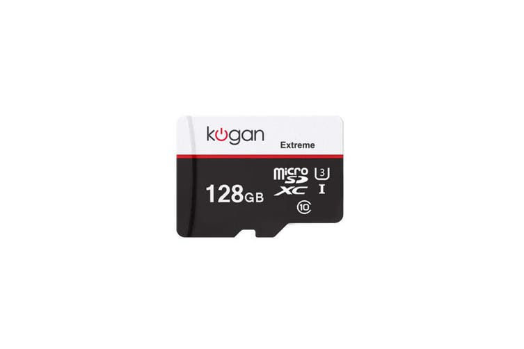 Kogan Extreme 128GB Micro SD Card