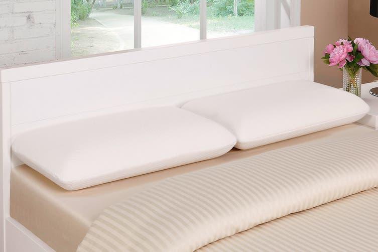 Ovela Set of 2 Deluxe Memory Foam Pillows
