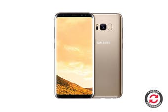 Refurbished Samsung Galaxy S8+ Dual SIM G955FD (64GB, Gold)