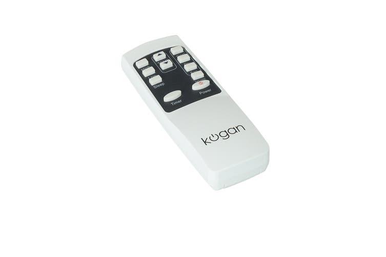 Kogan 2.9kW Portable Air Conditioner (10,000 BTU, White)