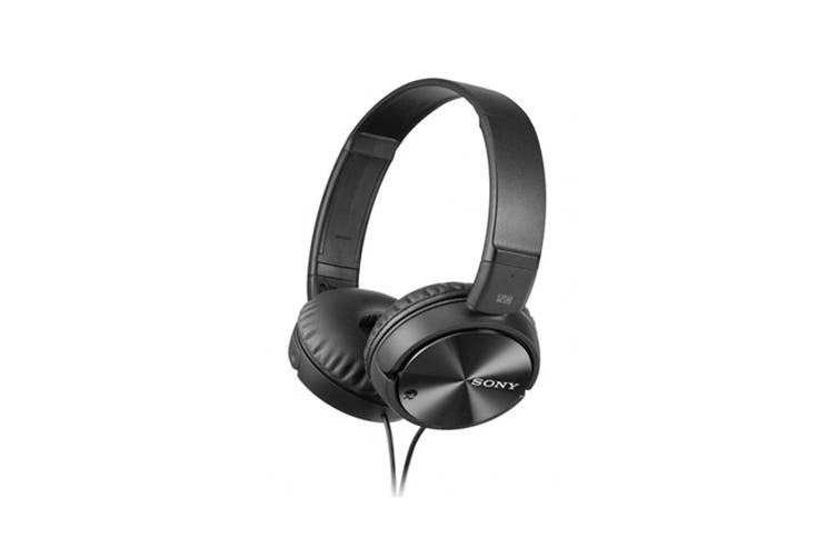 Sony On Ear Noise Cancelling Headphones (MDRZX110NC)
