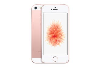 Apple iPhone SE (64GB, Rose Gold)