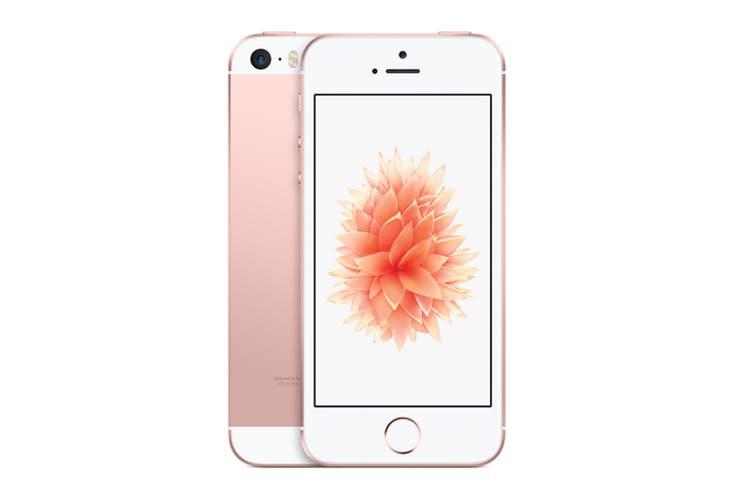 Apple iPhone SE (64GB, Rose Gold)