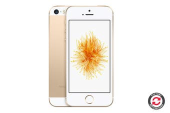 Refurbished Apple iPhone SE (32GB, Gold)