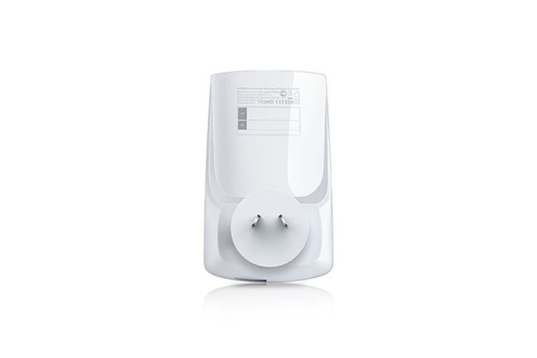 TP-Link 300Mbps Wireless N Wall Plugged Range Extender (TL-WA850RE)