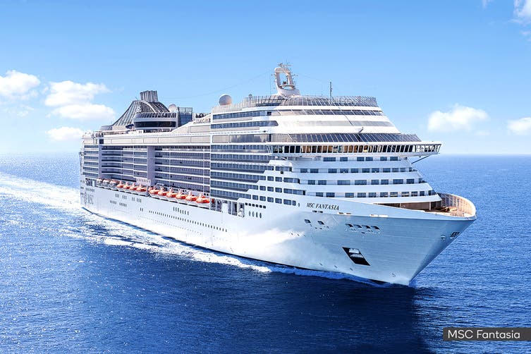 EUROPE: 19 Day Italy Escape and Mediterranean Cruise Including Flights for Two (Oceanview Cabin)