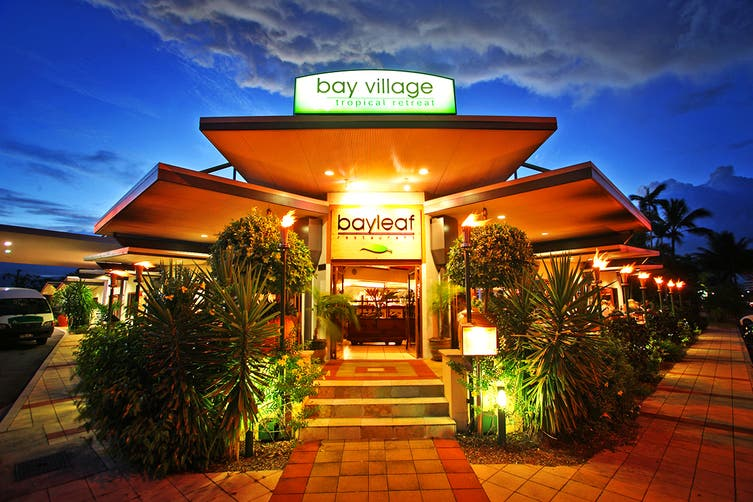 CAIRNS: 4 Nights Stay at Bay Village Tropical Retreat & Apartments for Four