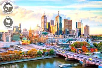 MELBOURNE: 4 Day Food & Wine Tour Including Accommodation for Two