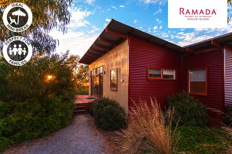 PHILLIP ISLAND: 2 Nights at Ramada Phillip Island, VIC (1 Bedroom)