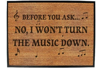 before you ask no i wont music