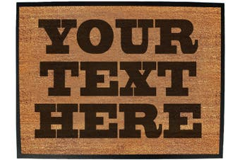 DOORMAT-YOUR-TEXT-HERE