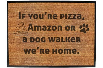 if youre pizza amazon dog