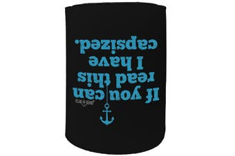 123t Stubby Holder - capsized - Funny Novelty