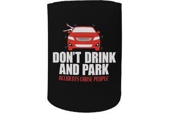 123t Stubby Holder - drink park - Funny Novelty