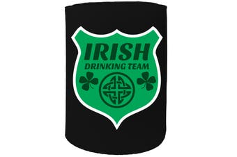 123t Stubby Holder - irish drink team - Funny Novelty
