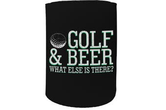 123t Stubby Holder - OOB golf beer - Funny Novelty