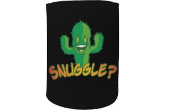123t Stubby Holder - snuggle - Funny Novelty