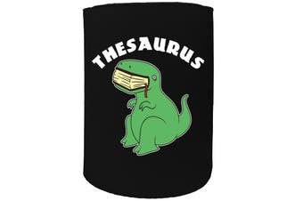 123t Stubby Holder - thesaurus - Funny Novelty
