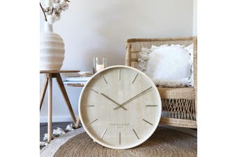 MARCUS 51cm Wall Clock by One Six Eight London