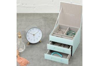 GABRIELLA Mint Small Jewellery Box by One Six Eight London
