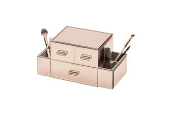 Vanity Box Rose Gold by One Six Eight London