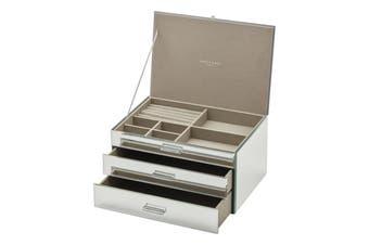GABRIELLA Mirror XL Jewellery Box by One Six Eight London