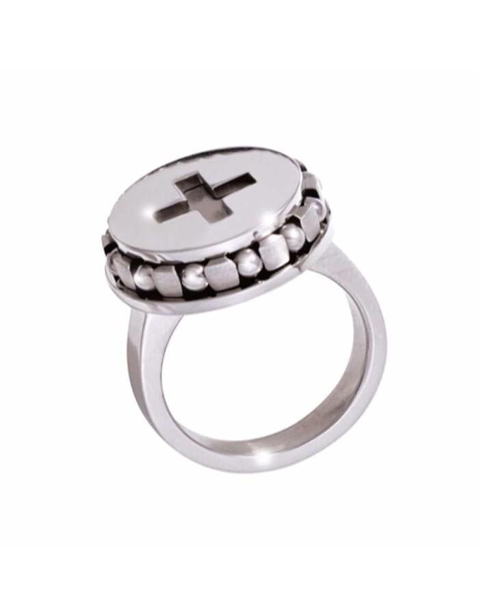 Made to order in the Birmingham Jewellery Quarter Sterling Silver Mens Real Garnet Signet Ring Size P - Z +4