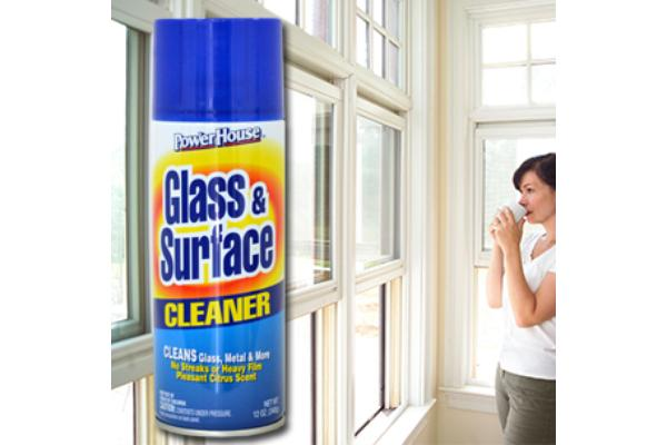 General Cleaning - Powerhouse Glass and Surface Cleaner 340g