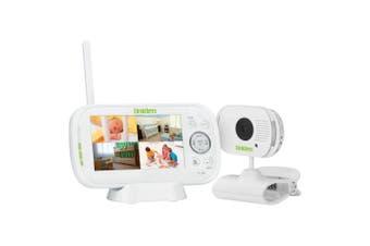 "Uniden BW3101 4.3"" Baby Wireless Video Monitor Night Vision Talk Back Audio Clipon"