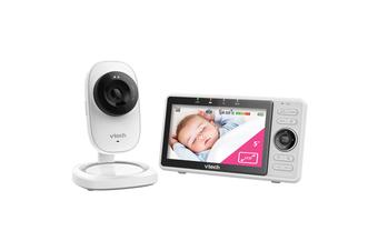 VTech RM5752 Wi-Fi 1080p HD Video Monitor Remote Access Night Vision Temp Sensor