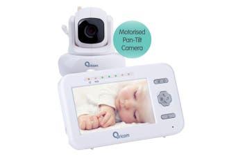 "Oricom Secure 850 4.3"" Wireless Baby Monitor PAN-TILT Camera Lullabies SC850 NEW"