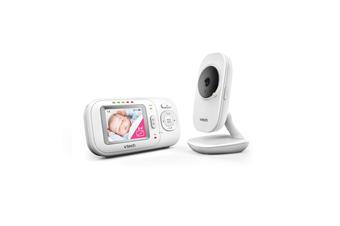VTECH BM2700 Baby Monitor Talk-Back Intercom Temperature Night Vision Full Video