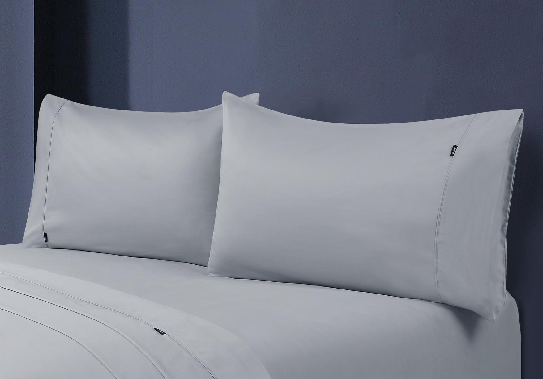 1000TC Australian 1 Fitted Sheet 2 Pillow Case 100/%Egyptian Cotton