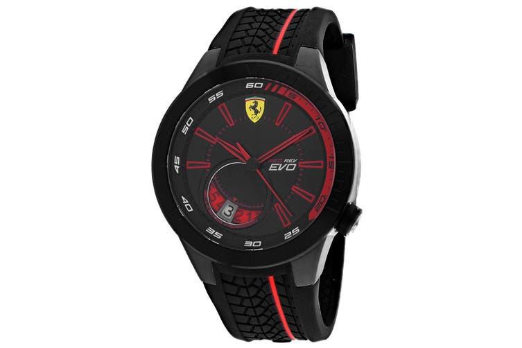 Ferrari Scuderia Men's Red Rev Evo