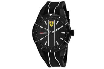 Ferrari Scuderia Men's Red Rev Evo