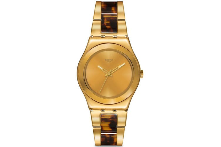 Swatch Women's London Smoke
