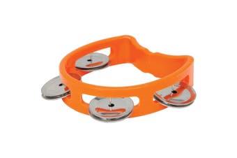 Chord Mini D Tambourines Orange