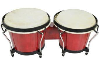 Chord bongos Red