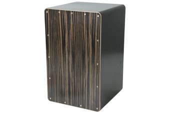 Chord Beech wood Cajon Drum Box with protective carry Bag